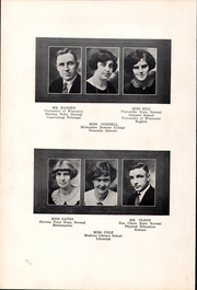 Page 12, 1926 Edition, Neillsville High School - Crimson and White Yearbook (Neillsville, WI) online yearbook collection