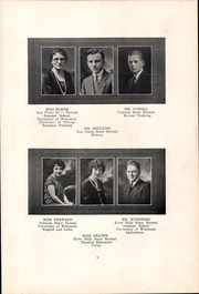 Page 13, 1926 Edition, Neillsville High School - Crimson and White Yearbook (Neillsville, WI) online yearbook collection