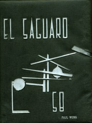 1958 Edition, Yuma Union High School - El Saguaro Yearbook (Yuma, AZ)