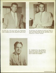 Page 17, 1960 Edition, Yuma Union High School - El Saguaro Yearbook (Yuma, AZ) online yearbook collection