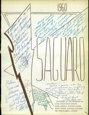 Page 5, 1960 Edition, Yuma Union High School - El Saguaro Yearbook (Yuma, AZ) online yearbook collection