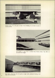 Page 12, 1963 Edition, Yuma Union High School - El Saguaro Yearbook (Yuma, AZ) online yearbook collection