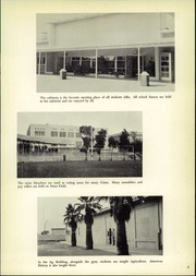 Page 13, 1963 Edition, Yuma Union High School - El Saguaro Yearbook (Yuma, AZ) online yearbook collection