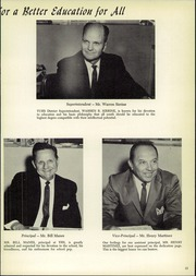 Page 17, 1963 Edition, Yuma Union High School - El Saguaro Yearbook (Yuma, AZ) online yearbook collection