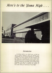 Page 6, 1963 Edition, Yuma Union High School - El Saguaro Yearbook (Yuma, AZ) online yearbook collection