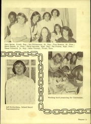 Page 15, 1974 Edition, Yuma Union High School - El Saguaro Yearbook (Yuma, AZ) online yearbook collection