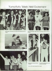 Page 16, 1983 Edition, Yuma Union High School - El Saguaro Yearbook (Yuma, AZ) online yearbook collection