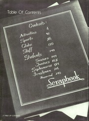 Page 6, 1983 Edition, Yuma Union High School - El Saguaro Yearbook (Yuma, AZ) online yearbook collection