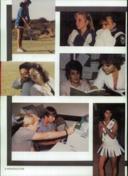 Page 10, 1986 Edition, Yuma Union High School - El Saguaro Yearbook (Yuma, AZ) online yearbook collection