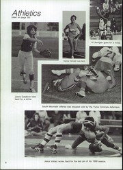 Page 12, 1986 Edition, Yuma Union High School - El Saguaro Yearbook (Yuma, AZ) online yearbook collection