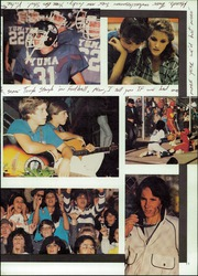 Page 15, 1986 Edition, Yuma Union High School - El Saguaro Yearbook (Yuma, AZ) online yearbook collection