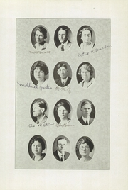 Page 11, 1924 Edition, Orange Union High School - Orange and White Yearbook (Orange, CA) online yearbook collection