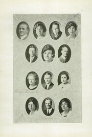 Page 12, 1924 Edition, Orange Union High School - Orange and White Yearbook (Orange, CA) online yearbook collection