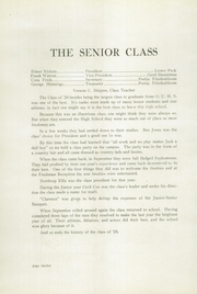 Page 16, 1924 Edition, Orange Union High School - Orange and White Yearbook (Orange, CA) online yearbook collection