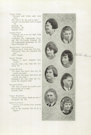 Page 17, 1924 Edition, Orange Union High School - Orange and White Yearbook (Orange, CA) online yearbook collection