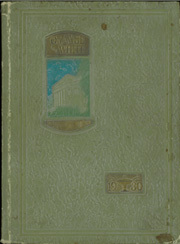 1930 Edition, Orange Union High School - Orange and White Yearbook (Orange, CA)