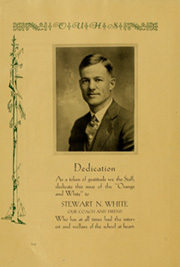 Page 10, 1930 Edition, Orange Union High School - Orange and White Yearbook (Orange, CA) online yearbook collection
