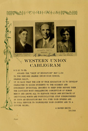 Page 14, 1930 Edition, Orange Union High School - Orange and White Yearbook (Orange, CA) online yearbook collection