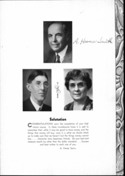 Page 10, 1933 Edition, Orange Union High School - Orange and White Yearbook (Orange, CA) online yearbook collection