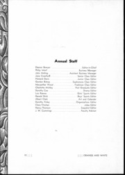 Page 11, 1933 Edition, Orange Union High School - Orange and White Yearbook (Orange, CA) online yearbook collection