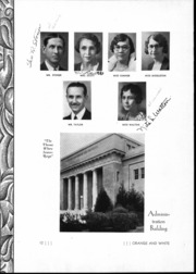 Page 13, 1933 Edition, Orange Union High School - Orange and White Yearbook (Orange, CA) online yearbook collection
