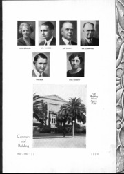 Page 14, 1933 Edition, Orange Union High School - Orange and White Yearbook (Orange, CA) online yearbook collection
