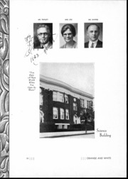 Page 15, 1933 Edition, Orange Union High School - Orange and White Yearbook (Orange, CA) online yearbook collection