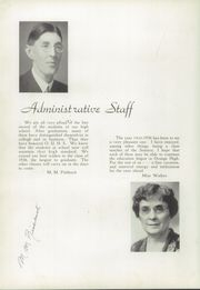 Page 16, 1936 Edition, Orange Union High School - Orange and White Yearbook (Orange, CA) online yearbook collection
