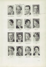 Page 17, 1936 Edition, Orange Union High School - Orange and White Yearbook (Orange, CA) online yearbook collection