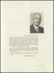 Page 13, 1945 Edition, Orange Union High School - Orange and White Yearbook (Orange, CA) online yearbook collection