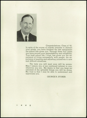 Page 14, 1945 Edition, Orange Union High School - Orange and White Yearbook (Orange, CA) online yearbook collection