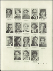 Page 17, 1945 Edition, Orange Union High School - Orange and White Yearbook (Orange, CA) online yearbook collection