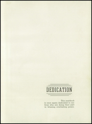 Page 7, 1945 Edition, Orange Union High School - Orange and White Yearbook (Orange, CA) online yearbook collection