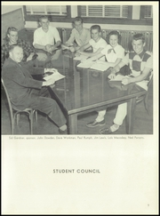 Page 13, 1951 Edition, Orange Union High School - Orange and White Yearbook (Orange, CA) online yearbook collection