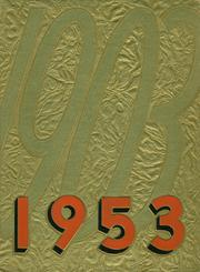 Page 1, 1953 Edition, Orange Union High School - Orange and White Yearbook (Orange, CA) online yearbook collection