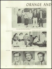 Page 10, 1953 Edition, Orange Union High School - Orange and White Yearbook (Orange, CA) online yearbook collection