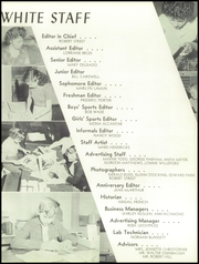Page 11, 1953 Edition, Orange Union High School - Orange and White Yearbook (Orange, CA) online yearbook collection
