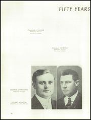 Page 14, 1953 Edition, Orange Union High School - Orange and White Yearbook (Orange, CA) online yearbook collection