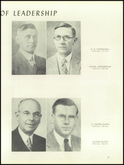 Page 15, 1953 Edition, Orange Union High School - Orange and White Yearbook (Orange, CA) online yearbook collection