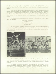 Page 17, 1953 Edition, Orange Union High School - Orange and White Yearbook (Orange, CA) online yearbook collection