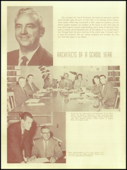 Page 10, 1958 Edition, Orange Union High School - Orange and White Yearbook (Orange, CA) online yearbook collection