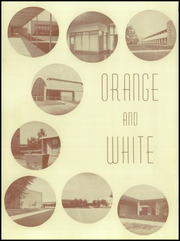 Page 6, 1958 Edition, Orange Union High School - Orange and White Yearbook (Orange, CA) online yearbook collection