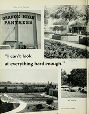 Page 14, 1966 Edition, Orange Union High School - Orange and White Yearbook (Orange, CA) online yearbook collection