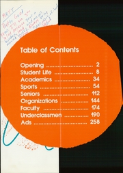 Page 3, 1988 Edition, Orange Union High School - Orange and White Yearbook (Orange, CA) online yearbook collection