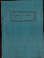 Page 1, 1925 Edition, Pittsburg High School - Purple and White Yearbook (Pittsburg, KS) online yearbook collection