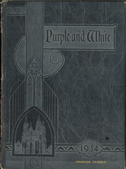 1934 Edition, Pittsburg High School - Purple and White Yearbook (Pittsburg, KS)