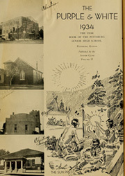 Page 10, 1934 Edition, Pittsburg High School - Purple and White Yearbook (Pittsburg, KS) online yearbook collection