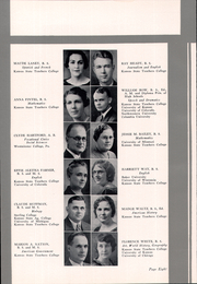 Page 12, 1936 Edition, Pittsburg High School - Purple and White Yearbook (Pittsburg, KS) online yearbook collection
