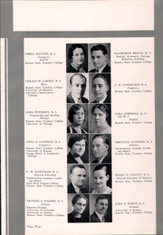 Page 13, 1936 Edition, Pittsburg High School - Purple and White Yearbook (Pittsburg, KS) online yearbook collection