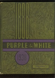 1938 Edition, Pittsburg High School - Purple and White Yearbook (Pittsburg, KS)